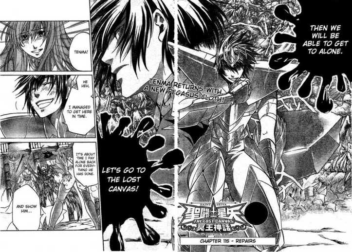 Saint Seiya - Lost Canvas 115