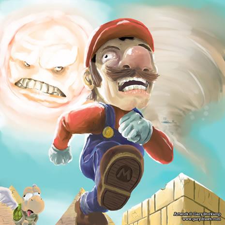 Super-Mario Bros. 3 Anime
