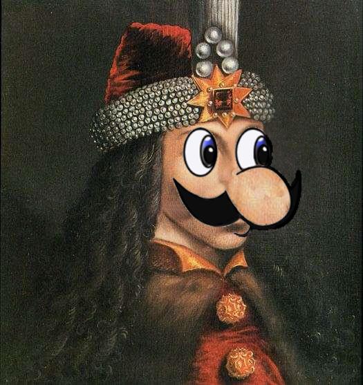 Antepassado de Mario