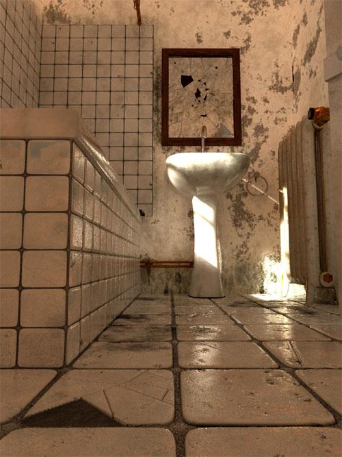 Banheiro Detonado