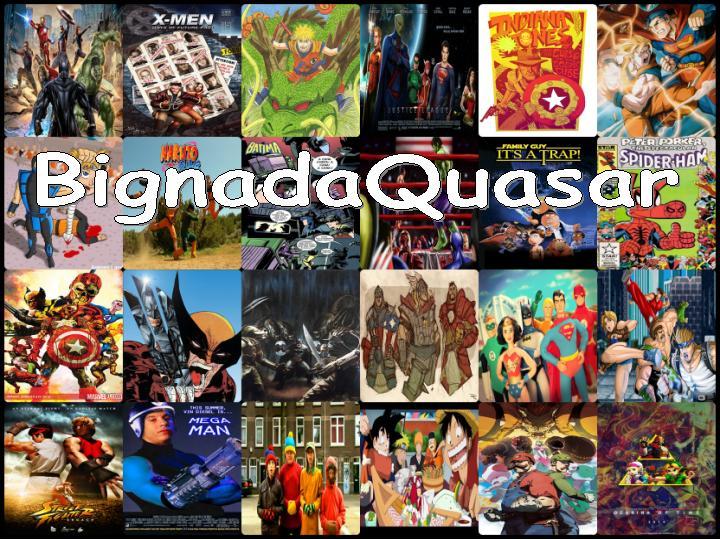 BignadaQuasar Logo