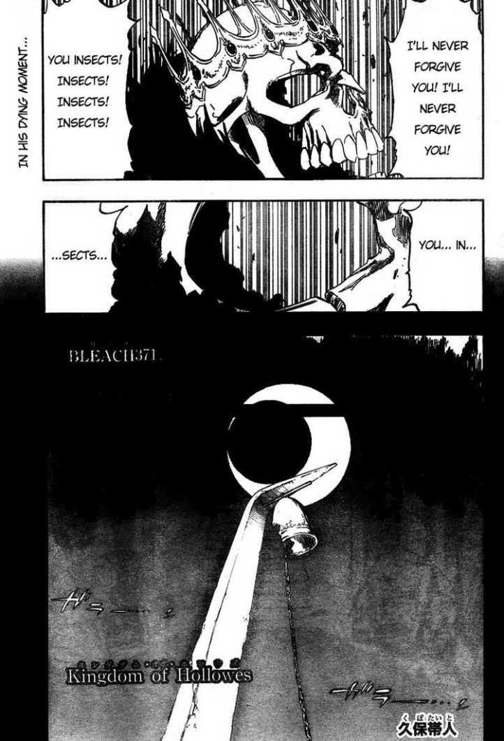 Bleach 371