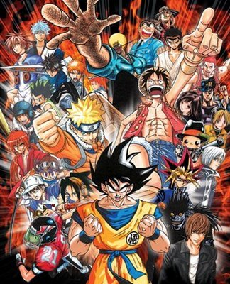 Clchês dos Animes