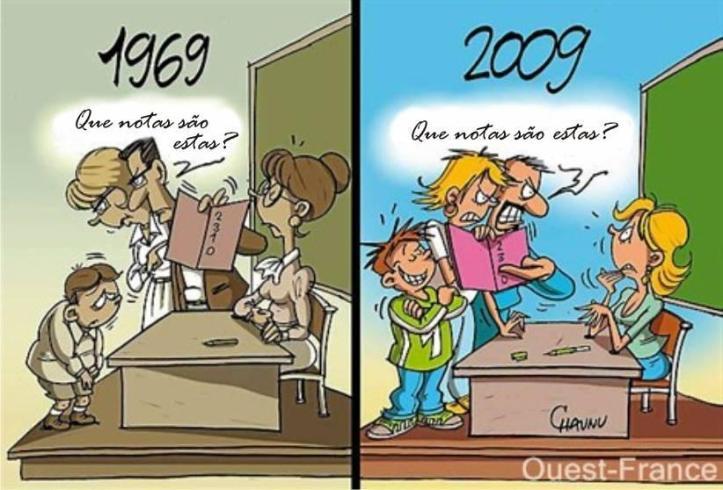 Educação - Os Tempos Mudaram...