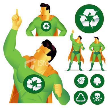 Homem Reciclável