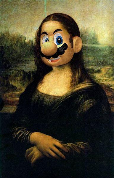 Mario - Mona Lisa