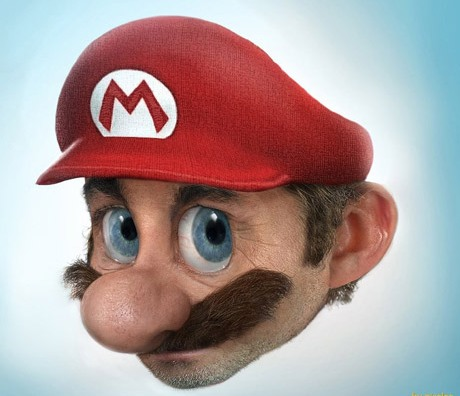 Mario - Real Life Original