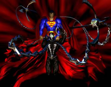 Superman Vs. Spawn