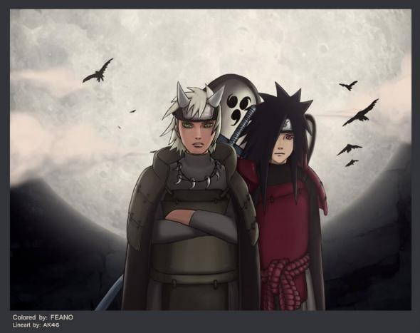 Naruto 460 Spoilers
