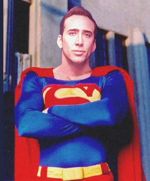Superman do Tim Burton