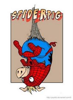 Spider-Pig