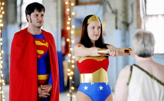 Superman e Mulher-Maravilha