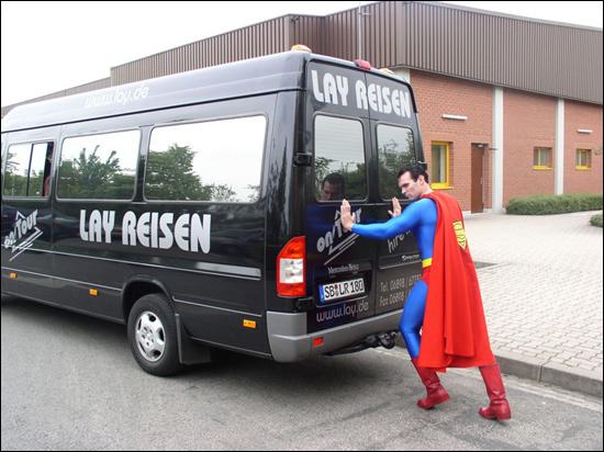 Superman Humano