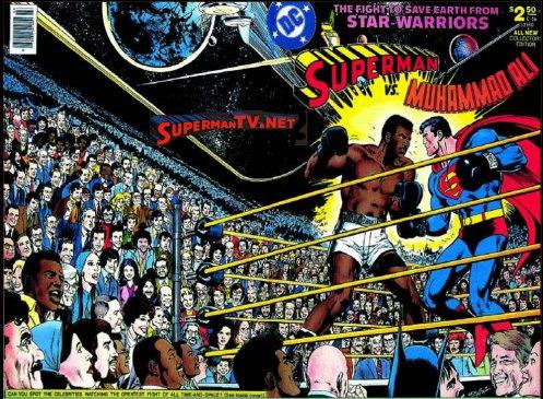 Superman Vs. Muhammad Ali - A Revanche