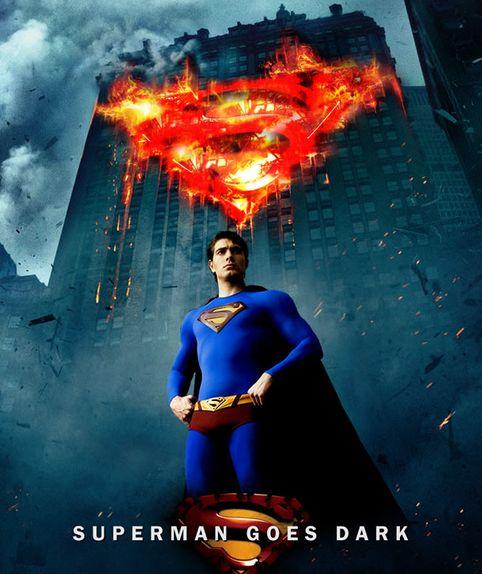 Superman - The Dark Lost Hero