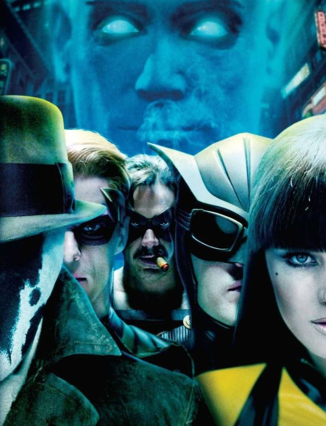 Watchmen - The Movie
