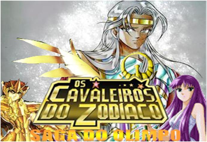 cavaleiros dos zodiacos saga de zeus dublado