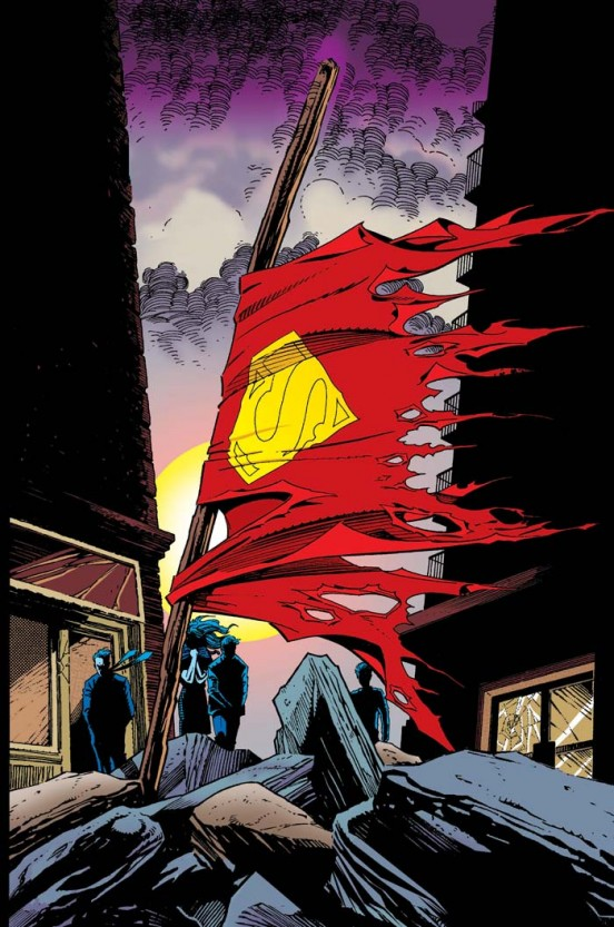 Superman - Alone in the Darkness II