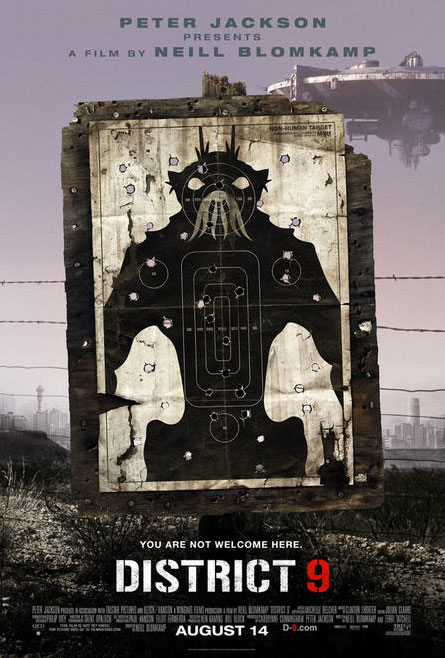 Distrito 9 - Aliens Keep Out