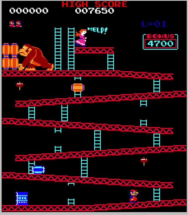 Donkey Kong & Super Mario
