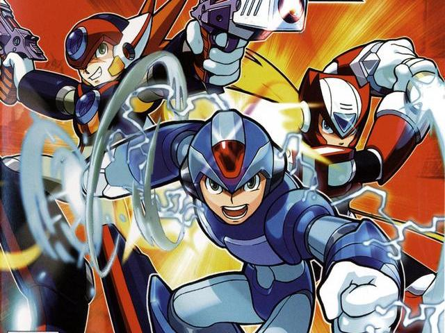Megaman X for Playstation