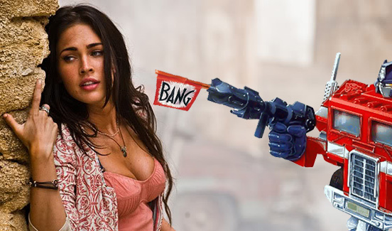 Michael Bay Versus Megan Fox - Megan Fox Must Die!
