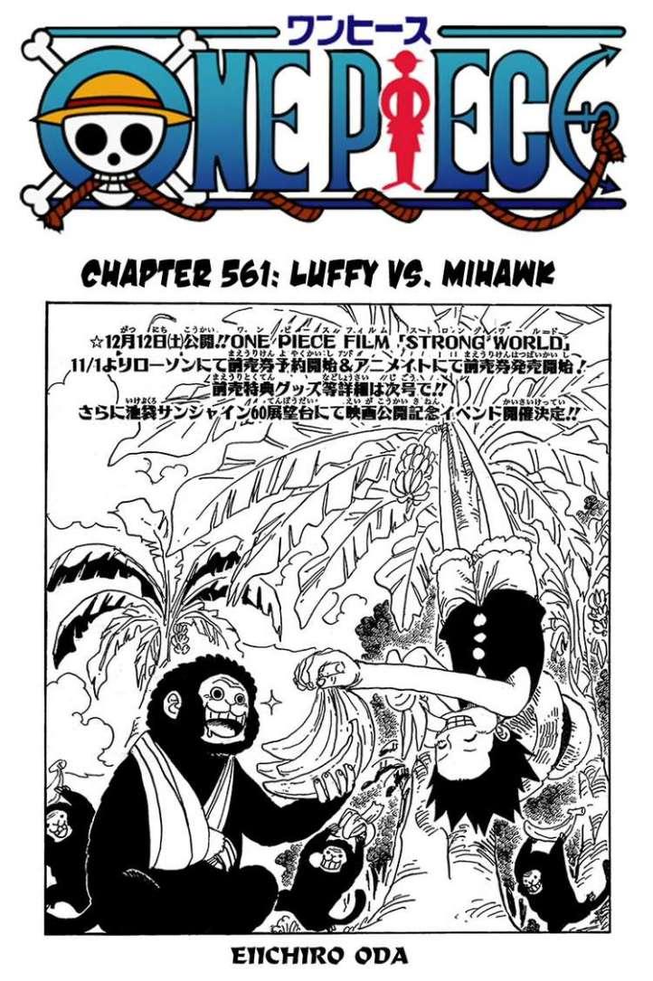 One Piece 561