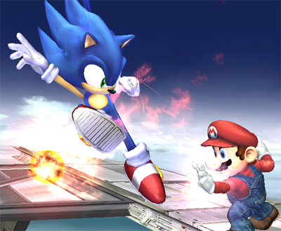 Sonic Vs. Mario - Rivalidade Eterna