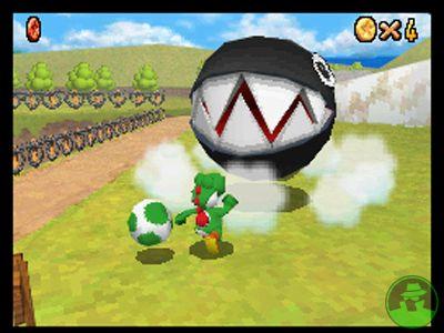 Super Mario 64 - Yoshi Adventure Special
