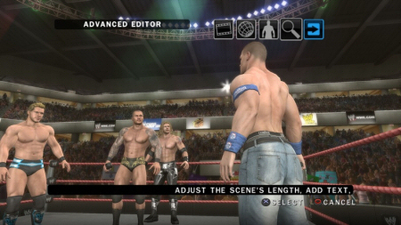 WWE SmackDown vs. Raw 2010 - The Game