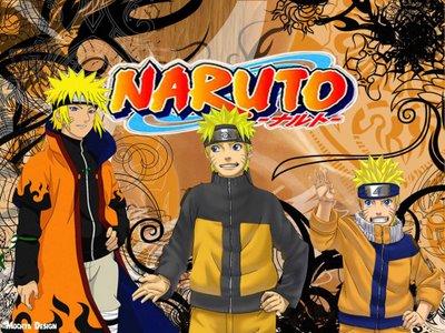 A Evolução de Naruto