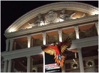 Amazonas Film Festival - Teatro Amazonas