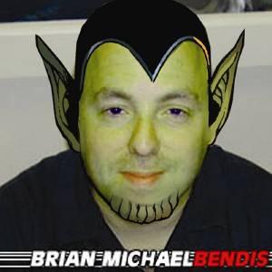 Brian Michael Bendis Skrull