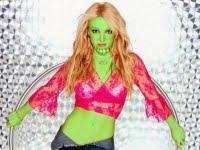 Britney Spears Skrull