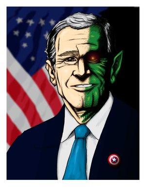 Bush Skrull