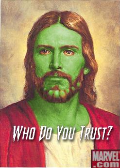 Jesus Skrull