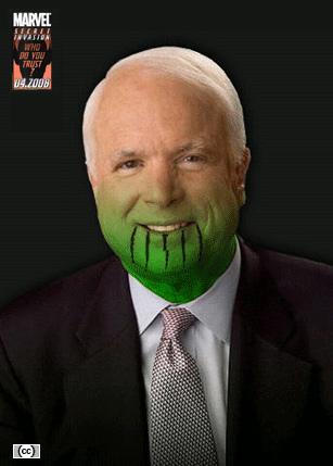McCain Skrull