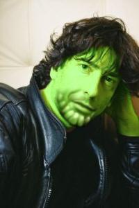 Neil Gaiman Skrull