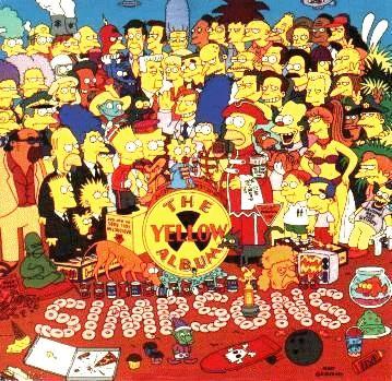 Simpsons - Origens e Destinos