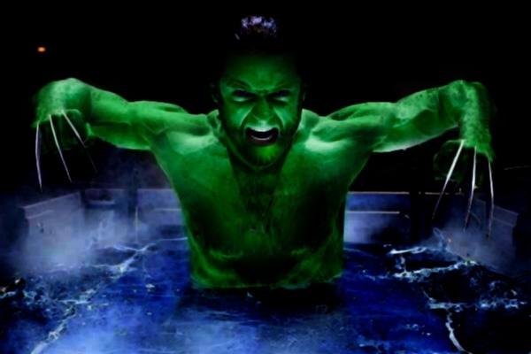 Wolverine (Hugh Jackman) Skrull