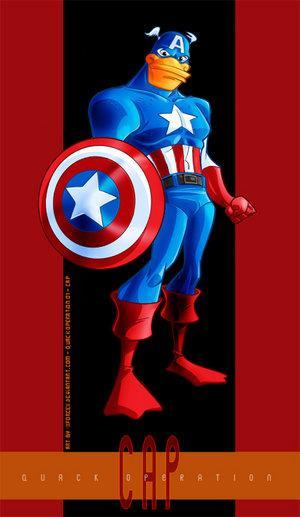 Capitão Duck America
