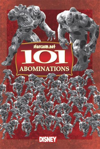 101 Abomináveis