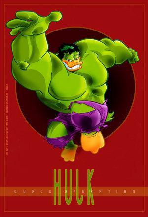 O Incrível Duck Hulk