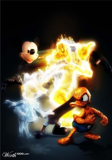 Imagens da Disney Marvel-disney8