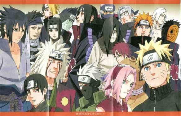 Naruto - 10 anos - Capa Dupla