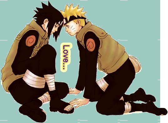 Naruto e Sasuke - Gay Fever