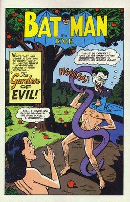 Batman and Eve