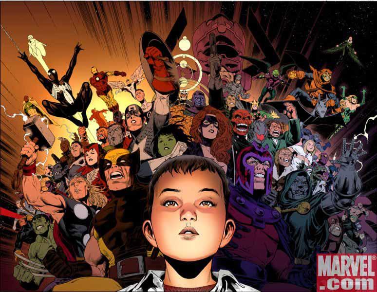 Top 10 melhores heróis marvel da década