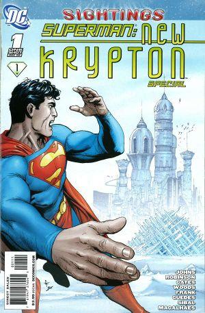 Superman - Nova Kripton