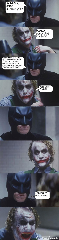 Batman & Coringa - Bat-Bola